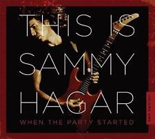 Sammy Hagar - This Is Sammy Hagar: When The Party Started (NEW CD)
