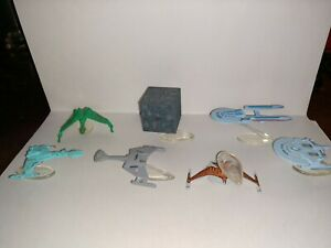 Lot of Star Trek Micro Machines, 1990's