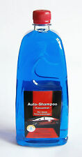 AUTO-SHAMPOO 1000ml Konzentrat Autoshampoo Autoschampoo Reiniger (4,10€/L)