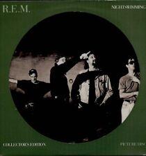 REM - Nightswimming - RARE Picture Disc Vinyl Record