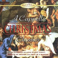 SEALED A Cappella Christmas Classics Silent Night Away In A Manger Breath Heaven
