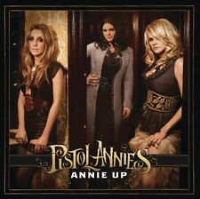 PISTOL ANNIES - ANNIE UP NEW CD - Ships Free USPS 1st Class