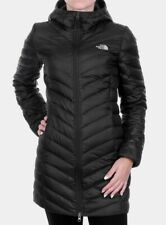 The North Face Trevail womens Parka Large Brand New 800 Down Genuine TNF Black