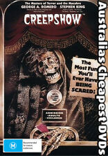 Creepshow  DVD NEW, FREE POSTAGE WITHIN AUSTRALIA REGION ALL