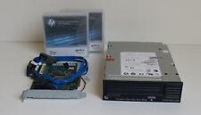 HP LTO-5 Bandlaufwerk, intern, SAS, mit Controller + 2 neue Bänder, GEPRÜFT