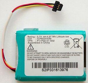 OEM TomTom GPS Replacement Battery Start 45 45TM 45M Start 50TM 50M OFFICIAL