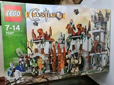 Lego Castle 7097 Trolls Mountain Fortress - NEW - BOX CREASED