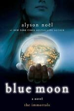 Blue Moon: The Immortals-ExLibrary