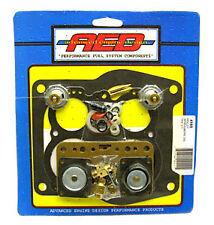 AED Holley Double Pump Spread Bore Carb Kit 4165 Carburetor