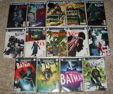 ALL STAR BATMAN 1-14 NM 1st Prints complete run Snyder Romita