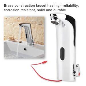 Automatik Sensor Wasserhahn Badarmatur Infrarot Waschtisch Waschtischarmatur
