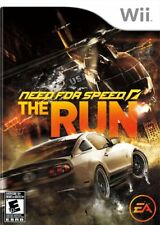 Need for Speed: The Run WII New Nintendo Wii