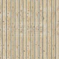 BUSCH 7419 - Muro in legno, 2 fogli da 210 X 149 mm Scala H0