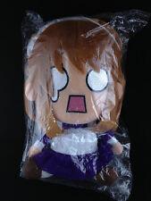 The Melancholy of Haruhi-chan Suzumiya Mikuru Asahina Plush Doll chara-ani New
