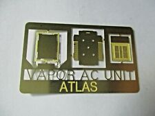 Atlas #BLMA70 Cab Mounted Air Conditioner Vapor Style Kit N-Scale