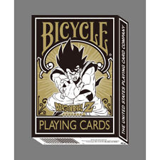 Dragon Ball Playing Cards DBZ-550629 Toy games Bicycle