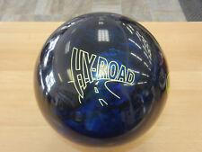 """NIB 15# Storm Hyroad Bowling Ball w/Specs of 15.4/3-3.5"""" Pin/2.44oz TW"""