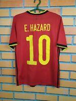 Hazard Belgium Jersey 2019 Home Boys Kids 13-14 years Shirt Adidas EJ8551