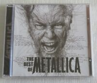 METALLICA THE BEST OF CD MADE IN BRAZIL RIDE KILL BLACK LOAD MASTER AND JUSTICE