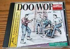 Doo Wop + Acappella in Germany Vol. 1 - Looking for an Echo - German Import CD
