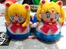 Sailor Moon Japan Anime Plush Slipper ZAPATILLAS BANPRESTO 1993