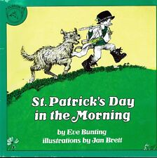 St Patrick's Day in the Morning 1980 Parade Read Aloud Jan Brett Drawings