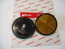 HONDA CB750 GL1200 ST1300 PC800 CB900 CB1000 SPREE REFLECTOR LENS OEM NEW HB9