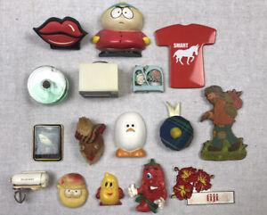 Vintage Magnets X 16