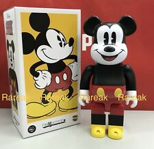 Medicom Be@rbrick 2018 Disney 400% Mickey Mouse Laughing ver. Bearbrick 1pc