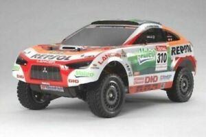 Tamiya 58421 Mitsubishi Racing Lancer DF01 Repsol Ralliart 1/10 Assembly Kit New