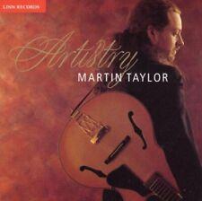 Martin Taylor - Artistry - Martin Taylor CD 6SVG The Fast Free Shipping