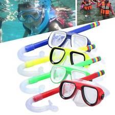 Tauchen Brille Kinder Schnorchelbrille Tauchmaske Schnorchel Sets Taucherbrille