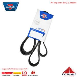Optibelt V-Ribbed Belt for Nissan Micra 1.2L 3cyl K13K K13KK HR12DE 7PK1165 Driv