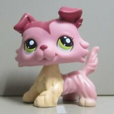 Hasbro Littlest Pet Shop Collection LPS Figure Very Rare Collie Dog Puggy #1723