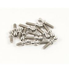 Lunsford Racing RC10 B64D Titanium Ball Stud Kit - LNS7704