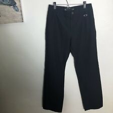 Oakley Mens Golf pants Size 30W Black