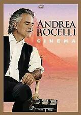 Andrea Bocelli - Cinema (NEW DVD)