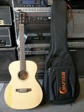 Crafter ES TE electro-acoustic, fantastic new DS2 pickup system. Gigbag NEW!