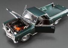 ACME 1965 Chevrolet El Camino Green 1:18 LE 426pcs #A1805408 New Item*