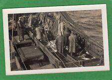 Sea Fishing ' Hull Trawler ' RP pc unused  Ref K143