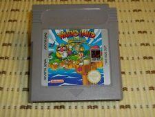 Super Mario Land 3 Wario Land GameBoy u Color u Advance