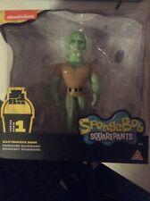 "SpongeBob SquarePants Masterpiece Meme 8"" Statue Handsome Squidward   New Sealed"