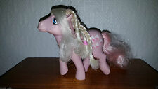 "Mon Petit Poney - My Little Pony - G2 ""  Rose "" MADE IN ITALY - 1984 - ICE CREAM"