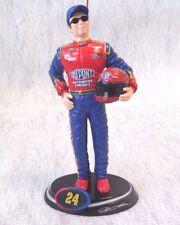 "JEFF GORDON #24 NASCAR DRIVER   4 1/4""  FIGURINE, ORNAMENT 2004 COLLECTIBLE  EUC"