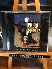 The Night of the Hunter: A New Musical (Cd, 1998) Rare Musical Theatre!