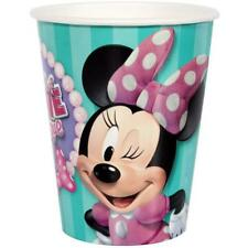 Disney Minnie Mouse Bowtique Dreams Party 9 oz Paper Cups 8ct Birthday Supplies