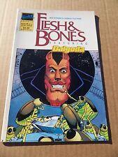 Flesh & Bones 2 of 4 . Upshot Graphics  1986 - D. Fujitake -  FN