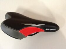 Mongoose Black Red Silver Saddle Bike Part 111-1