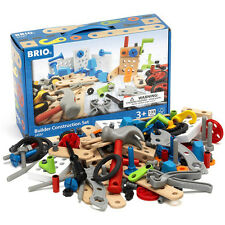 Conjunto de Construcción Constructor Brio (135 piezas) NUEVO