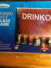 Drinko Shot Glass Drinking Game Drinko